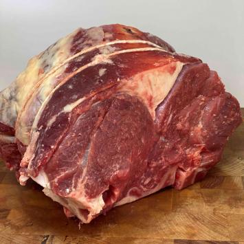 Beef Cross Shoulder Roast