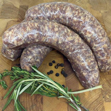 Pork Sausage - Herbed Brunch (4 per pack)