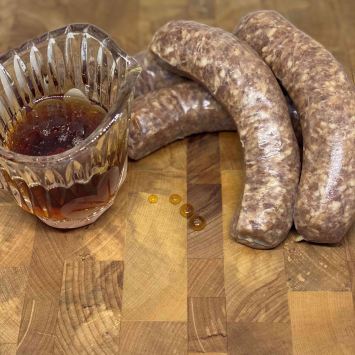 Pork Sausage - Maple Breakfast (4 per pack)