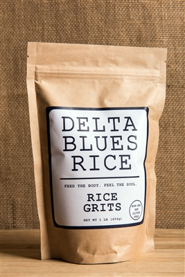 Rice Grits (White)