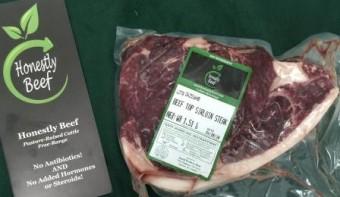 Honestly Beef -  Top Sirloin steak