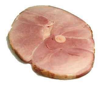 "SGP Fresh Pork Steaks 1/4"" thick (1 per pack)"