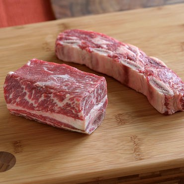 SGP Grass-fed Beef Short Ribs