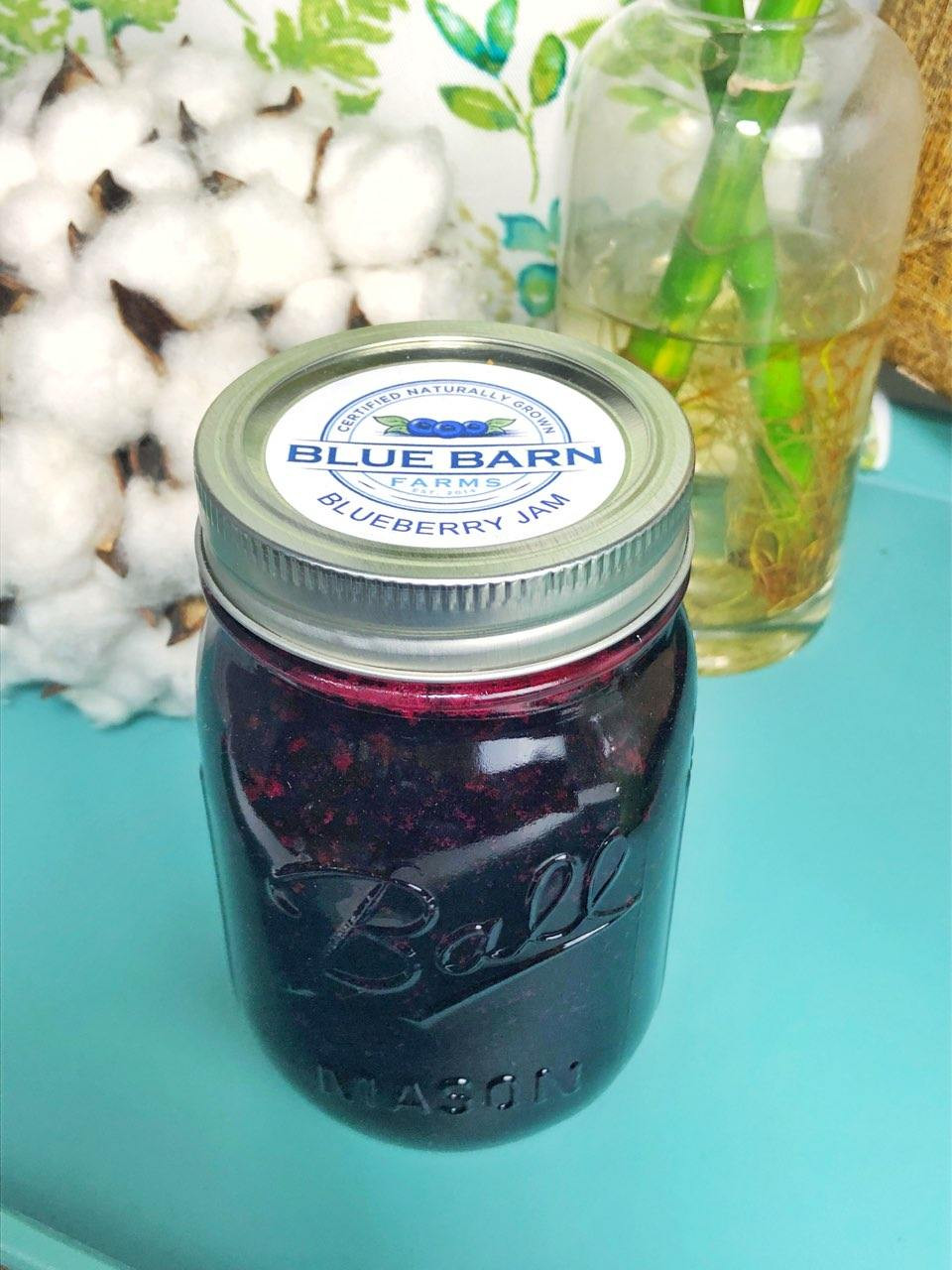 BBF Blueberry Pie filling