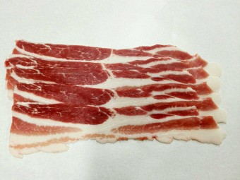 SGP Fresh Bacon (Sliced Pork Belly)