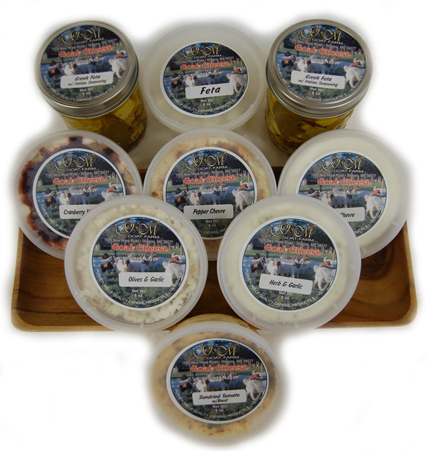 G&M Fresh Chevre