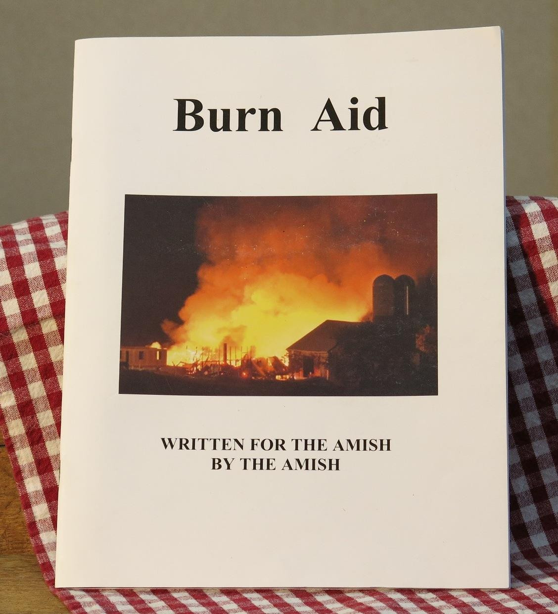 Burn Aid Book