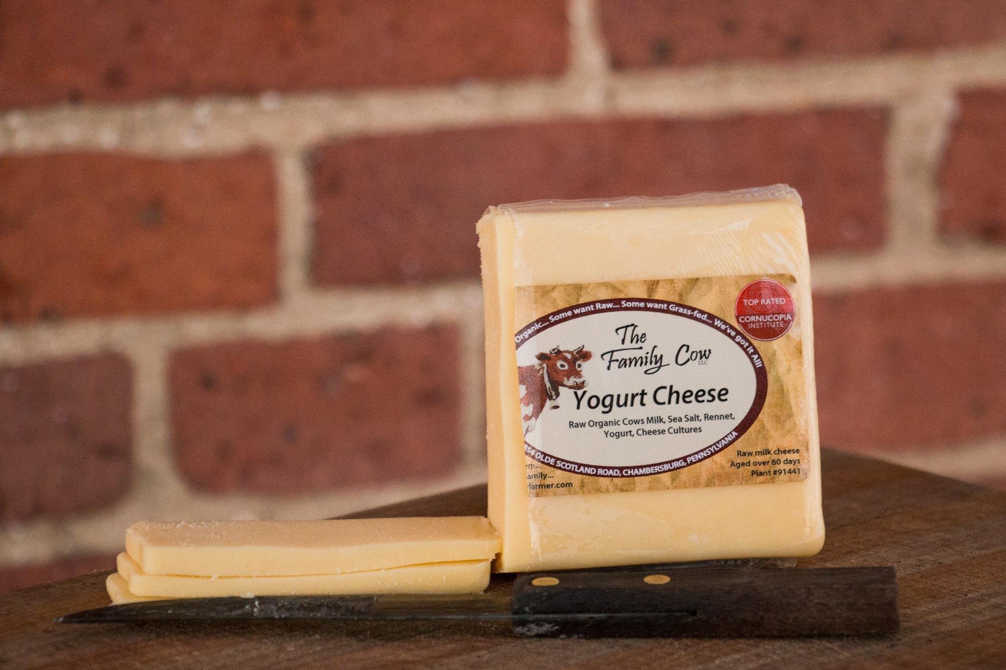 Case Yogurt Cheese