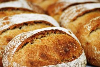 Bread, Cookies, Granola