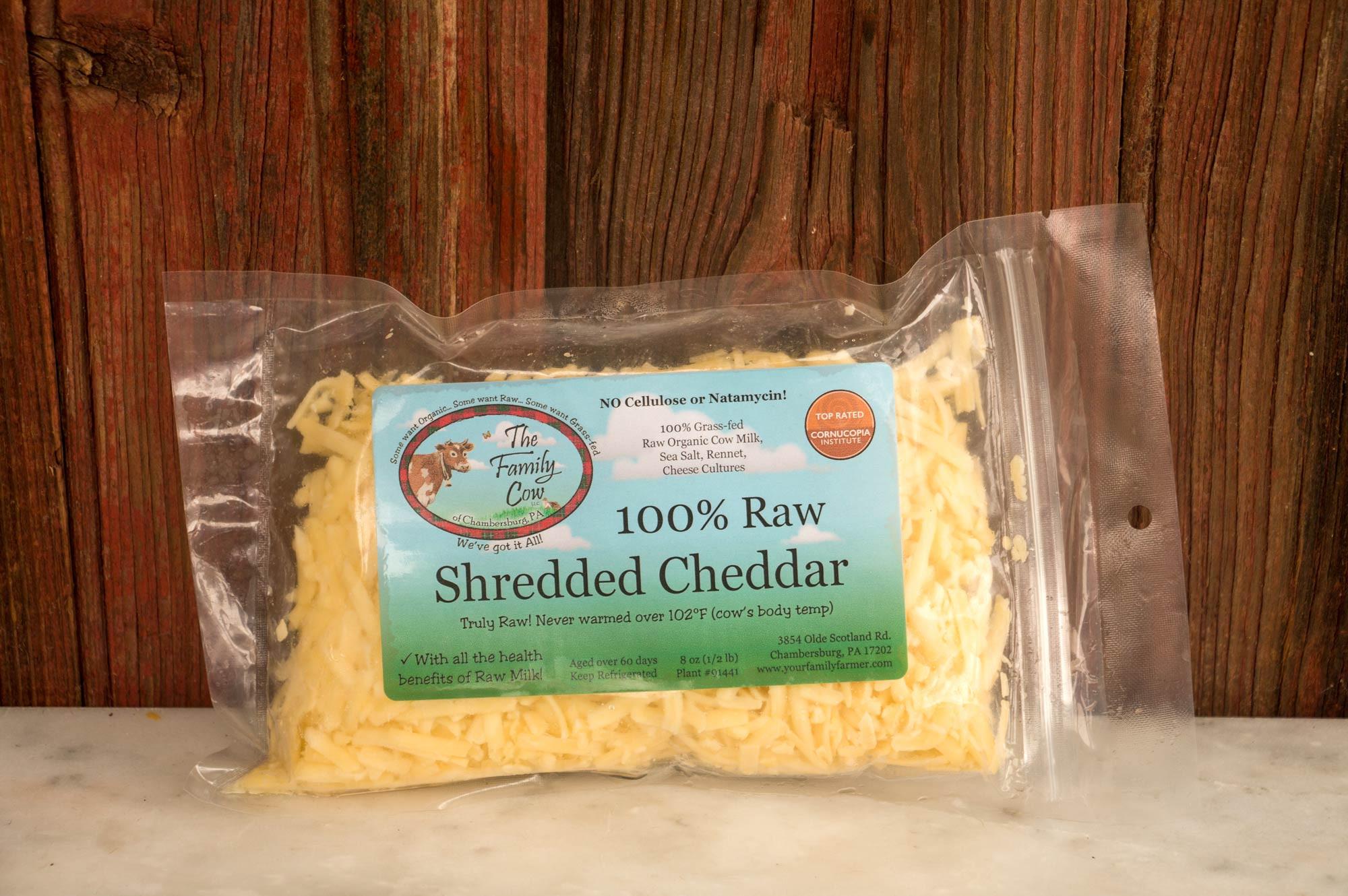 Small Shredded Cheddar