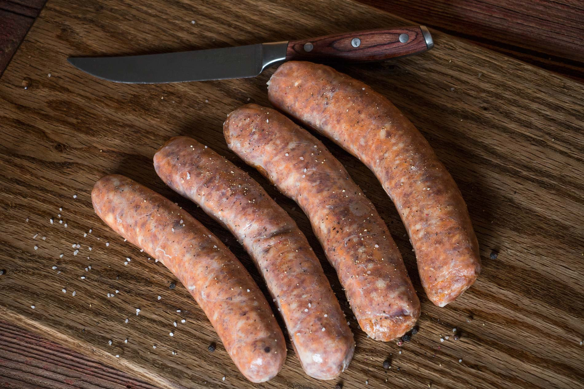 Hot Italian Pork Sausage