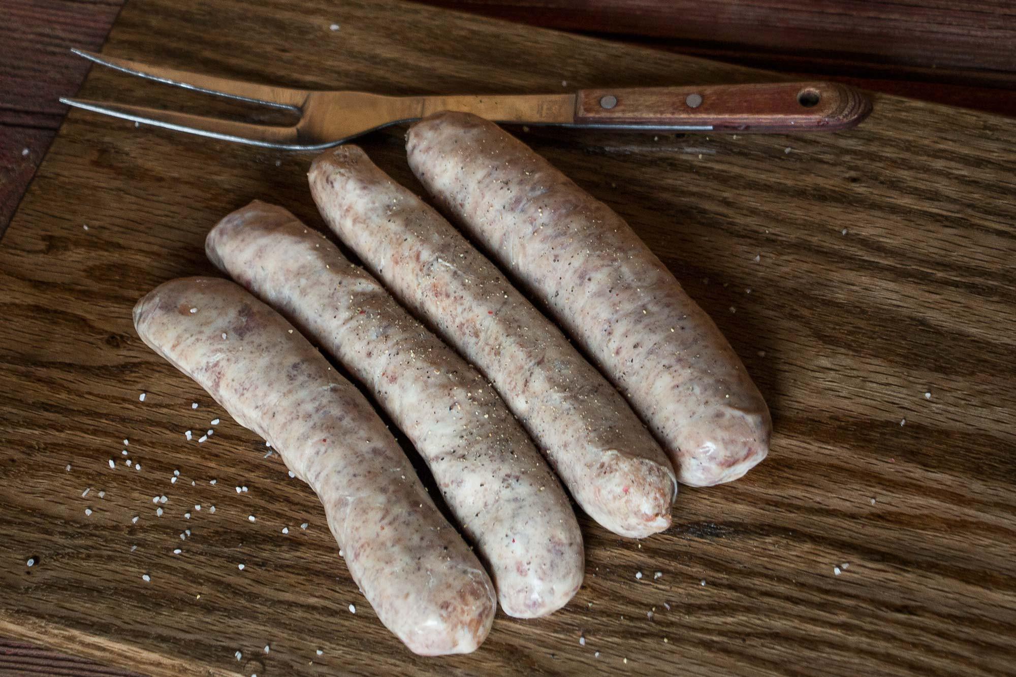 10 lb. Volume - Pork Italian Sausage