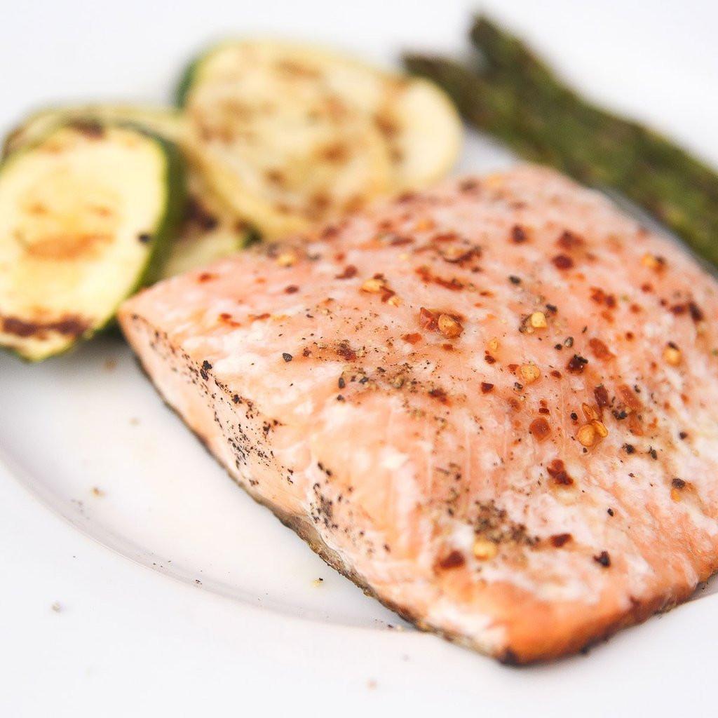 Keta Salmon Portions