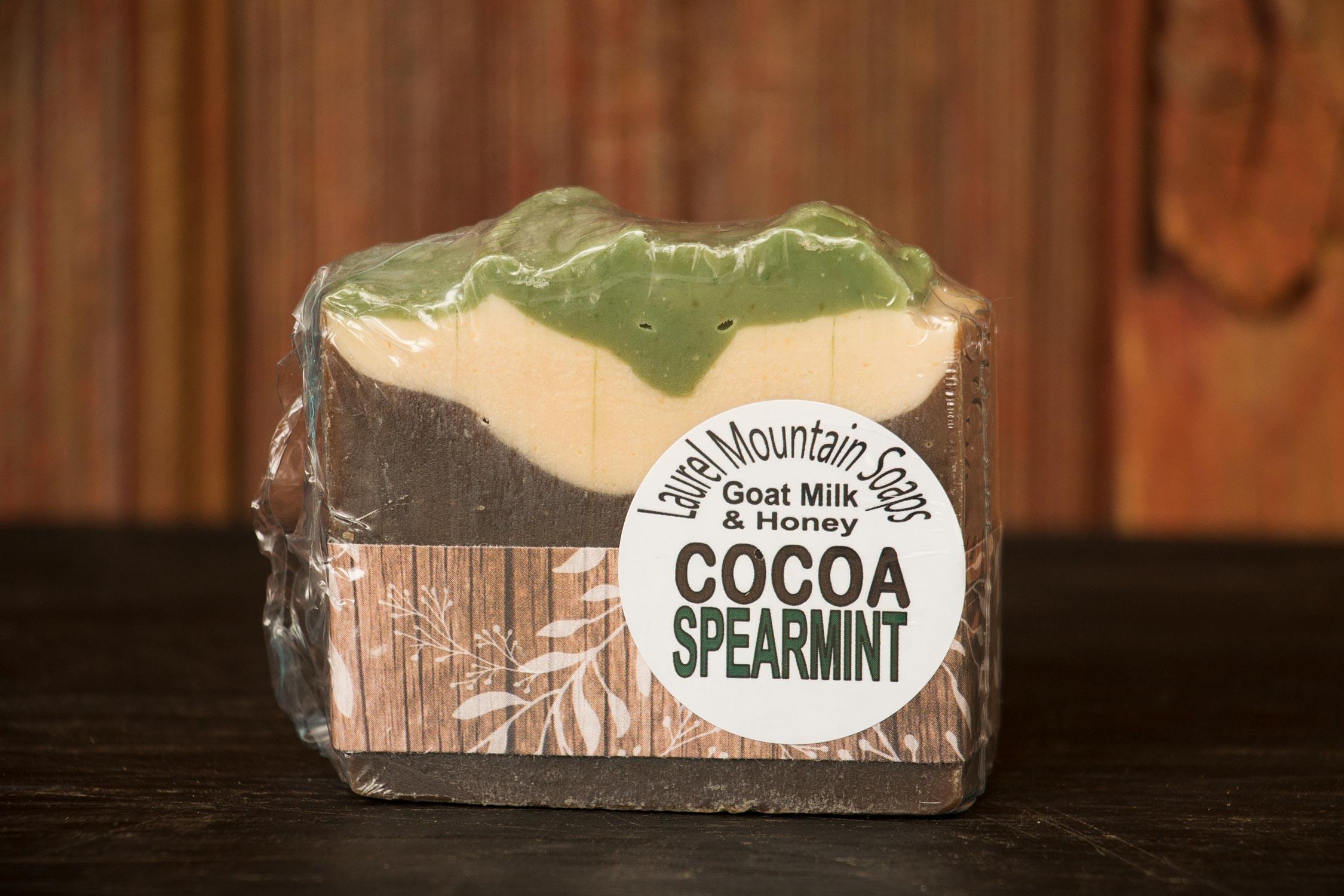 Soap - Cocoa Spearmint