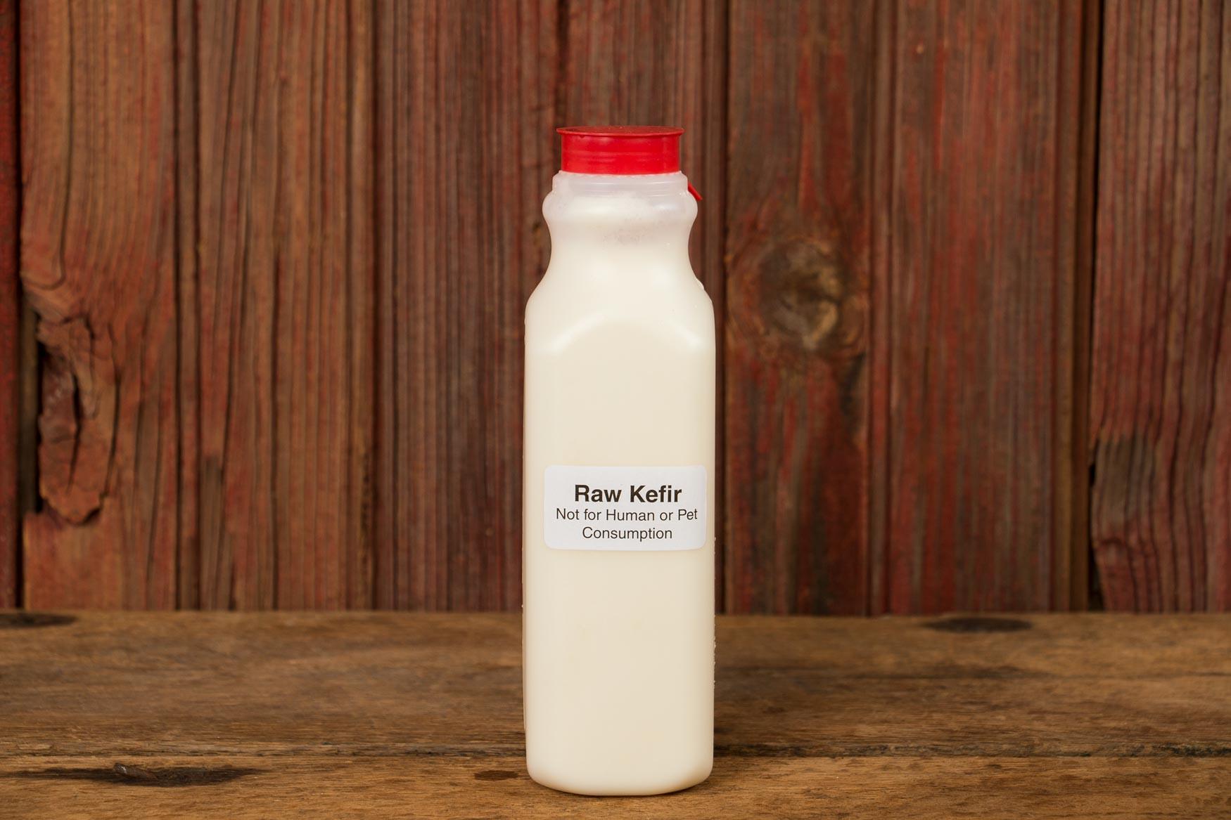 Raw Milk Kefir
