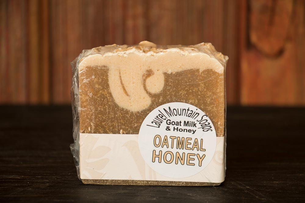 Soap - Oatmeal and Honey