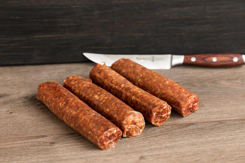 Beef Hot Italian Sausage Links