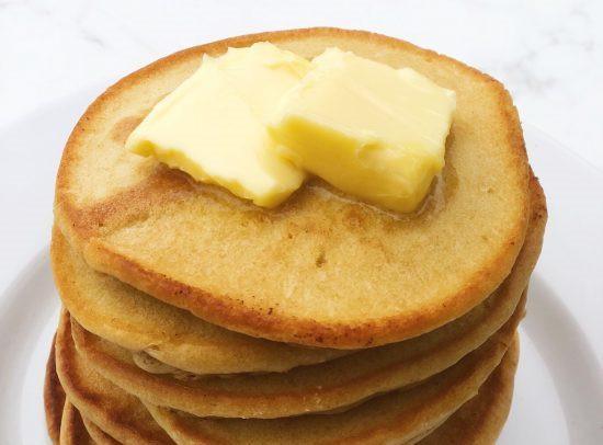 Einkorn Yogurt Pancakes