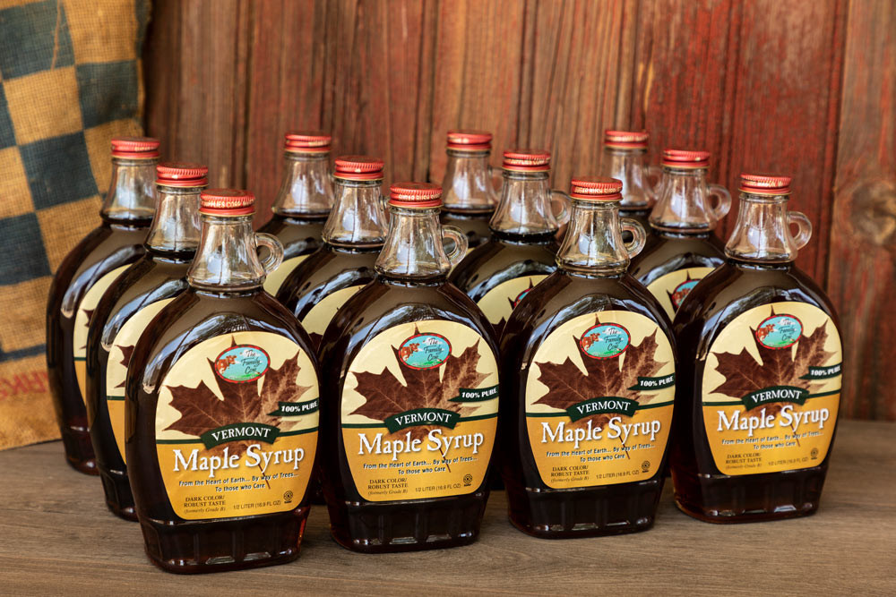 Case Maple Syrup