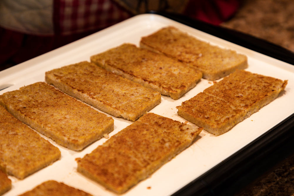 Easy to Make Scrapple