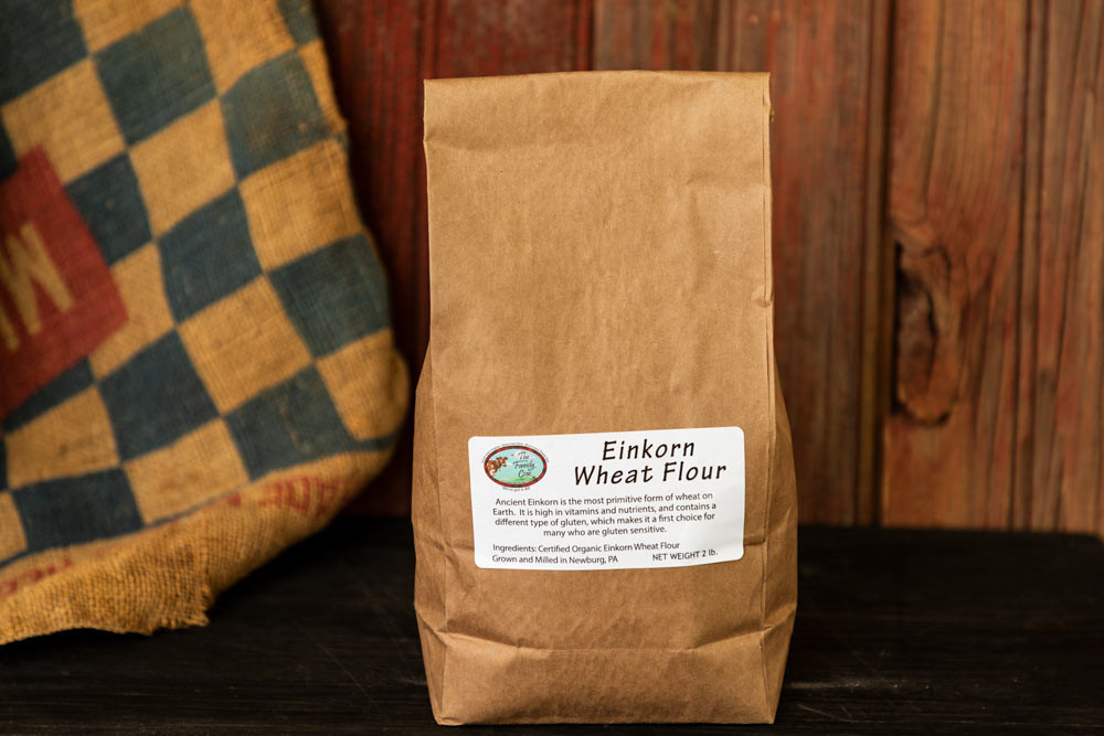 2 lb. Einkorn Wheat Flour