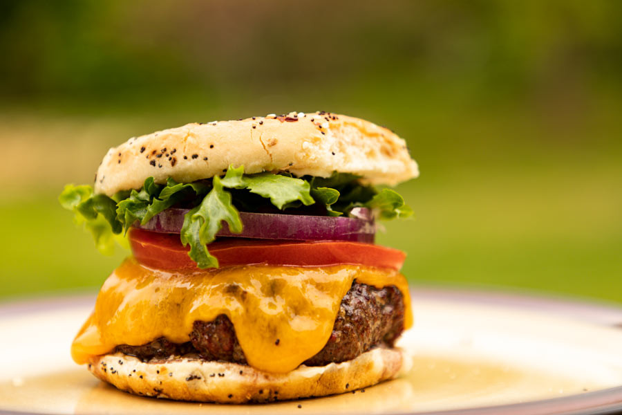 Grill Amazing Grass-fed Beef Burgers
