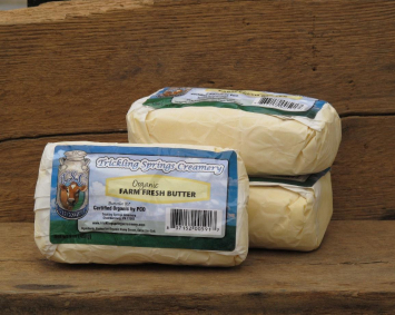 Trickling Springs Unsalted Butter - 1 lb.