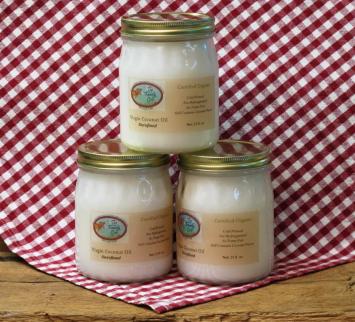 Case - Virgin Coconut Oil (12 - 24 oz jars)