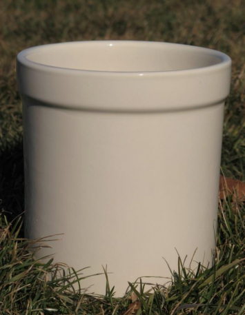 Ceramic Food-Grade Crock (2 quart)
