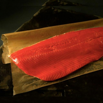 Alaskan Wild Caught Sockeye Salmon - 1 filet/pkg.