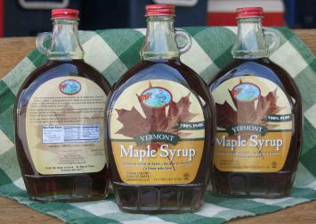 Maple Syrup - Half Liter