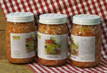Kimchi - Lacto Fermented