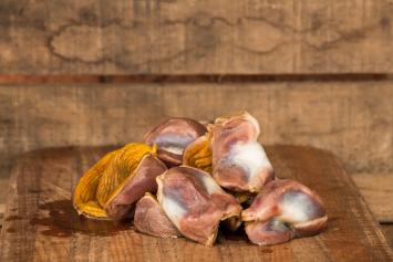 Unpeeled Chicken Gizzards