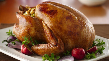 Small Soy-Free Pastured Turkey