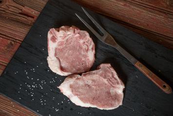 Pork Chops (2 chops per pack )
