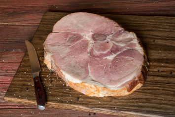 Hickory Smoked Woodland Ham - Center Cut