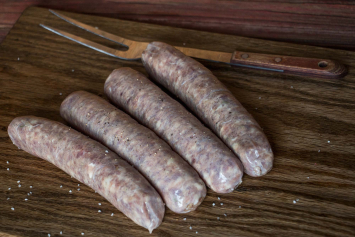 10 lb. Volume - Pork Original Link Sausage