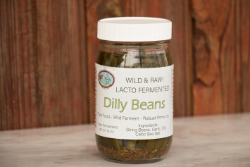 Dilly Beans - Lacto Fermented
