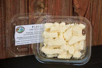 Plain Cheese Curds
