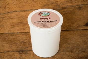 Maple Yogurt