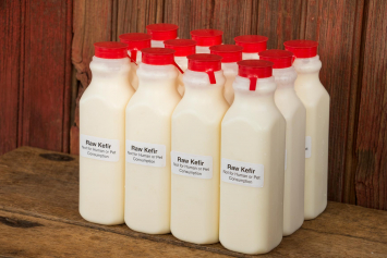 12 Pack Raw Milk Kefir