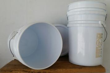 Plastic Bucket - 5 gal.