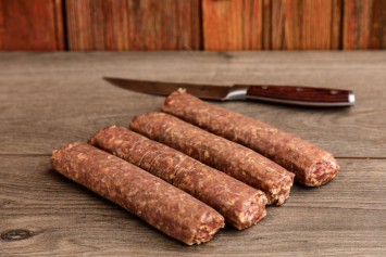 Beef Country Sausage Links
