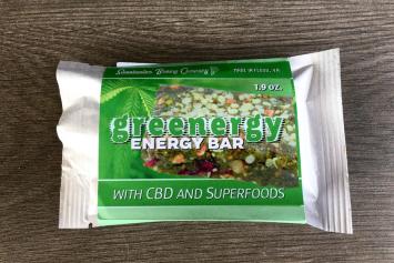 Greenergy Energy Bar Pack