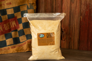 5 lb. Yellow Cornmeal Bag