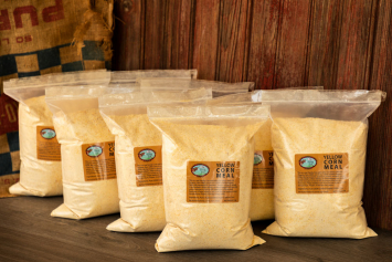 40 lb. Yellow Cornmeal Pack