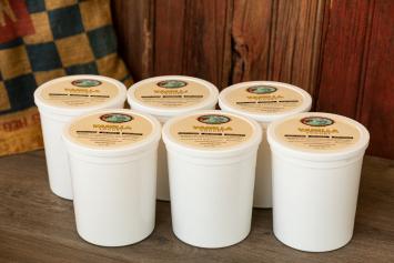 Case Vanilla Yogurt