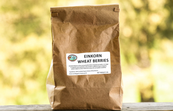5 lb. Einkorn Wheat Berries