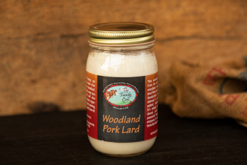 Woodland Pork Lard