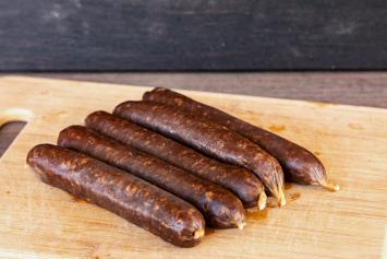 Beef Smoked Sausage Links